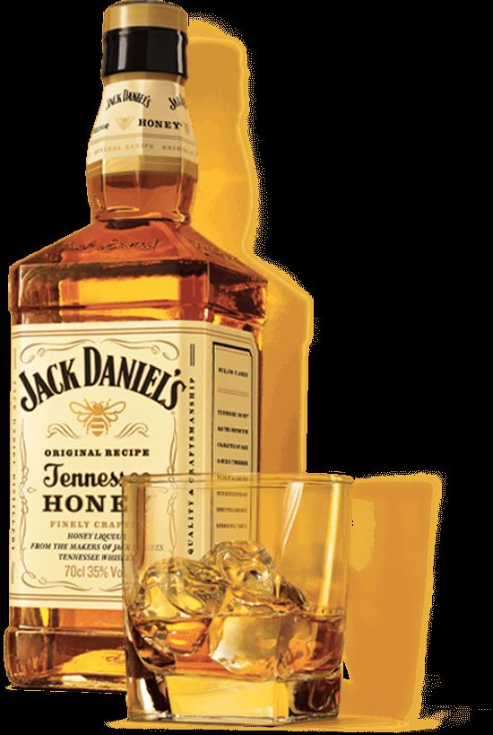 Honey bottle